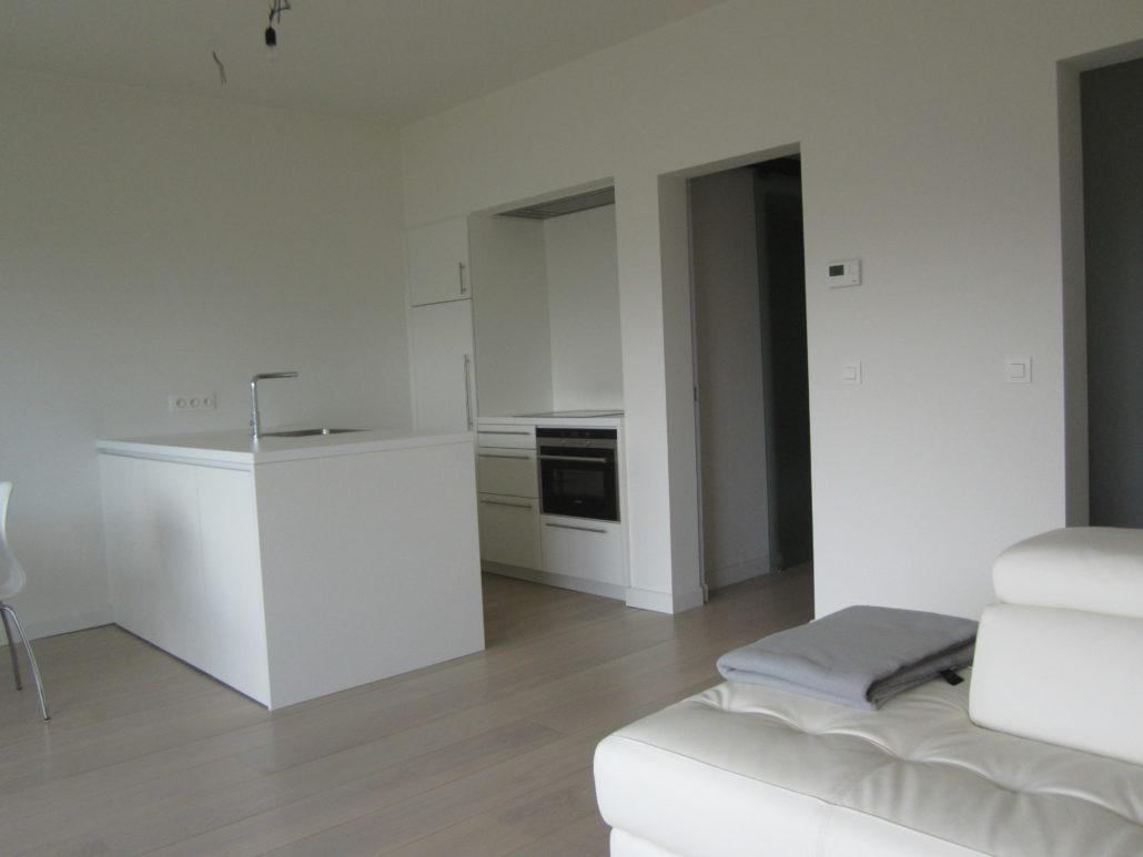 renovatie appartement Zeedijk Lekkerbek Knokke Zoute
